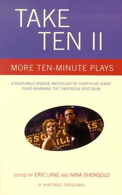 Image for Take Ten II: More Ten-Minute Plays