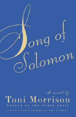 SONG OF SOLOMON, MORRISON, TONI