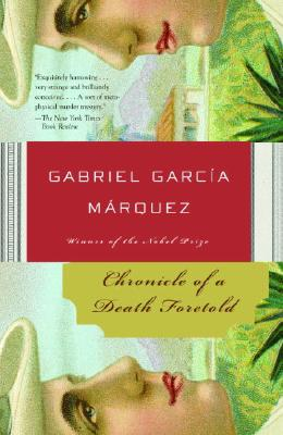 Chronicle of a Death Foretold, García Márquez, Gabriel