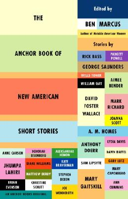 Image for Anchor Book of New American Short Stories