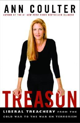 TREASON, COULTER, ANN
