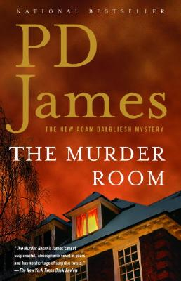 The Murder Room (Adam Dalgliesh Mystery Series #12), P.D. James