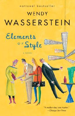Image for Elements of Style: A Novel