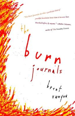 Image for The Burn Journals