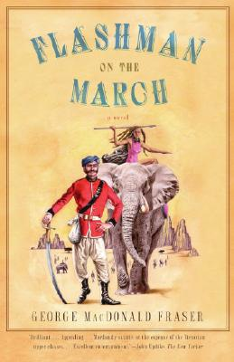 Flashman on the March (Flashman Papers), Fraser, George MacDonald