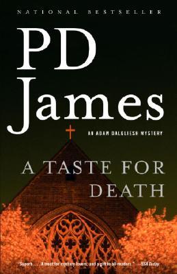 Image for A Taste for Death (Adam Dalgliesh Mysteries, No. 7)