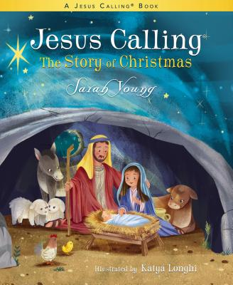 Image for Jesus Calling: The Story of Christmas (picture book)
