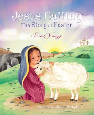 Image for Jesus Calling: The Story of Easter (board book)