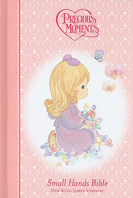 Precious Moments Holy Bible - Pink NKJV, Thomas Nelson
