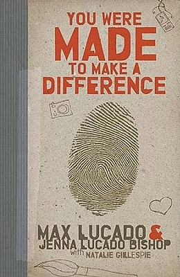 Image for You Were Made to Make a Difference