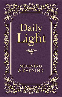 Image for Daily Light: Morning and Evening Devotional