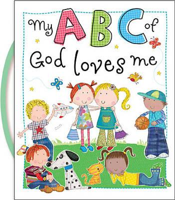 My ABC of God Loves Me, Thomas Nelson