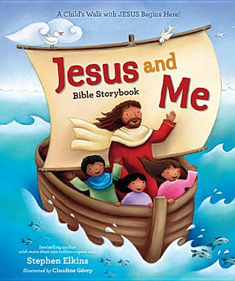 Image for Jesus and Me Bible Storybook