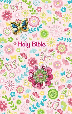 Image for ICB Holy Bible (Pink Sparkle SequinPink Totebag)