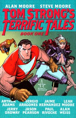Image for TOM STRONG'S TERRIFIC TALES Book One