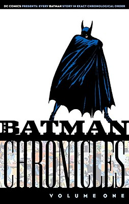 Image for Batman Chronicles: Volume One