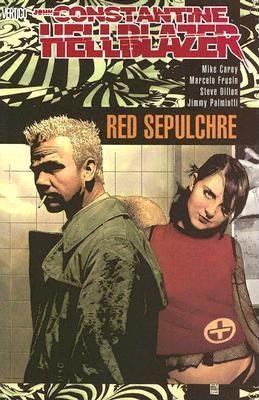 Image for John Constantine, Hellblazer: Red Sepulchre
