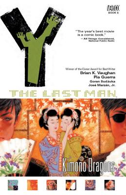 Image for Y: The Last Man Vol. 8: Kimono Dragons