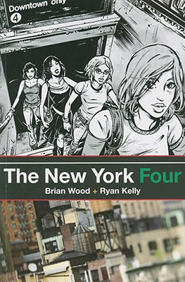 Image for NEW YORK FOUR