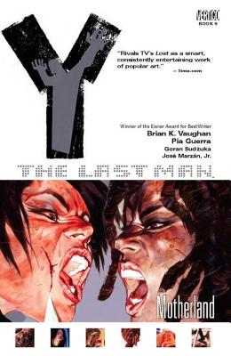 Image for Y: The Last Man, Vol. 9: Motherland
