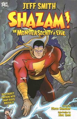 Image for Shazam!: The Monster Society of Evil