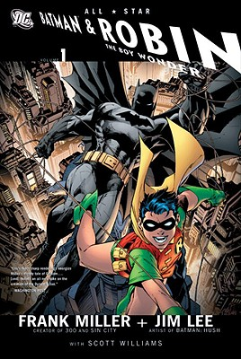 Image for All Star Batman and Robin, the Boy Wonder