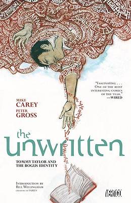 Image for Unwritten Vol. 1: Tommy Taylor and the Bogus Identity