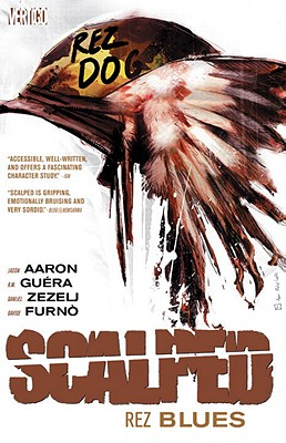 Image for Scalped Vol. 7: Rez Blues