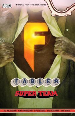 Image for Fables Vol. 16: Super Team