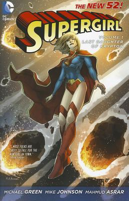 Image for SUPERGIRL, VOLUME 1: LAST DAUGHTER OF KRYPTON