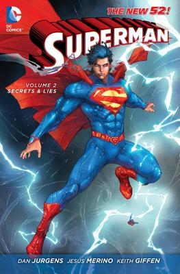SUPERMAN VOL. 2: SECRETS & LIES (THE NEW 52), JURGENS, DAN