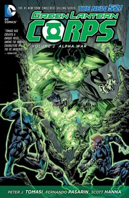 Image for Green Lantern Corps Vol. 2: Alpha War (The New 52)