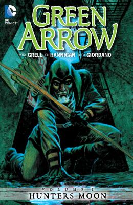Image for Green Arrow Vol. 1: Hunters Moon