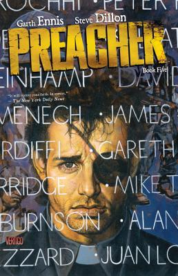 Image for Preacher Book Five (Preacher (Numbered))