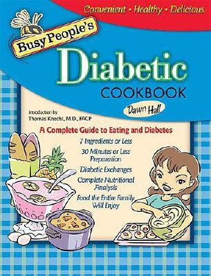 Image for Busy People's Diabetic Cookbook (Busy People's Cookbooks)