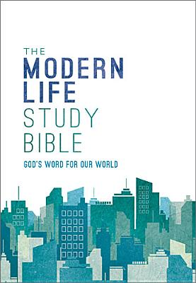 """Image for """"''The Modern Life Study Bible (4262, NKJVStudy)''"""""""