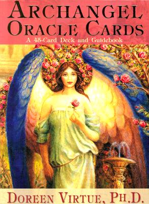 Image for Archangel Oracle Cards: A 45 Card Deck and Guidebook