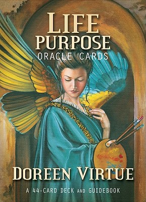 Image for Life Purpose Oracle Cards: A 44-Card Deck and Guidebook