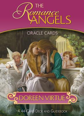 Image for The Romance Angels Oracle Cards: A 44-Card Deck and Guidebook