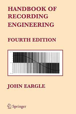 Image for Handbook of Recording Engineering
