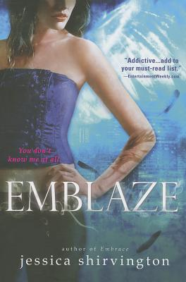 Emblaze (Embrace), Jessica Shirvington