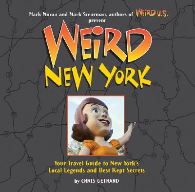 Image for WEIRD NEW YORK