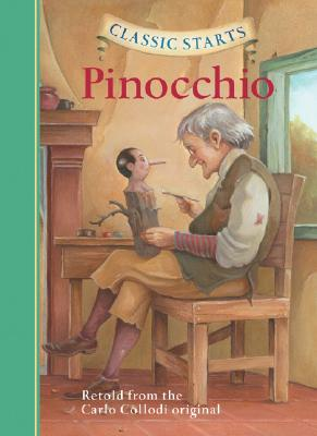 Image for Classic Starts®: Pinocchio (Classic Starts® Series)