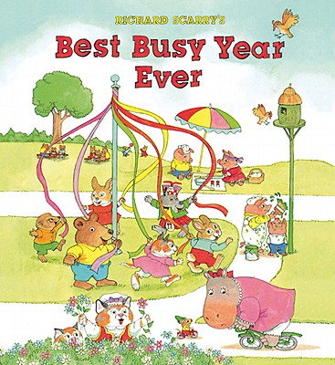 Richard Scarry's Best Busy Year Ever, Richard Scarry