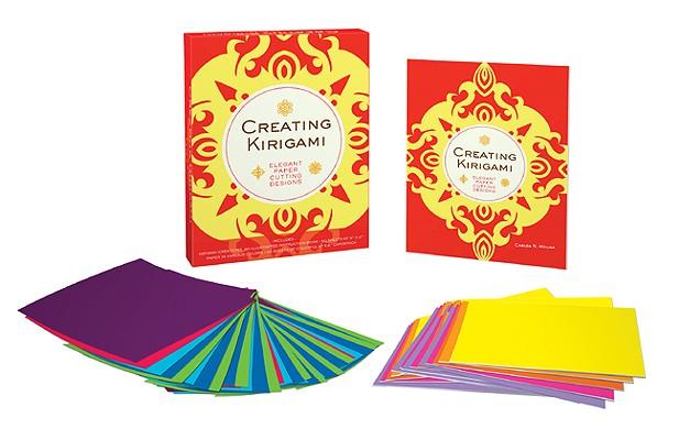 Image for Creating Kirigami: Elegant Paper Cutting Designs