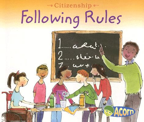 Image for Citizenship: Following Rules