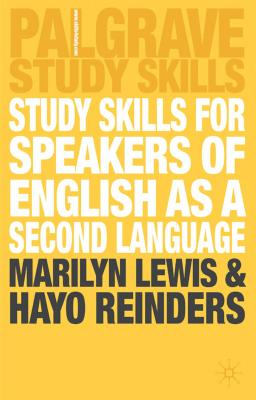 Study Skills for Speakers of English as a Second Language, Lewis, Marilyn,  Reinders, Hayo