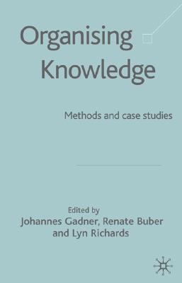 Image for Organising Knowledge: Methods and Case Studies