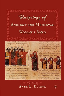 Image for Anthology of Ancient Medival Woman's Song