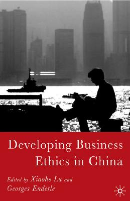 Image for Developing Business Ethics in China